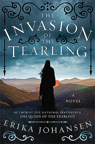 the invasion of the tearling by erika johansen book cover