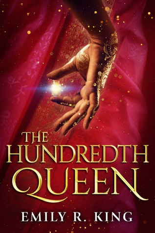 book cover of the hundredth queen