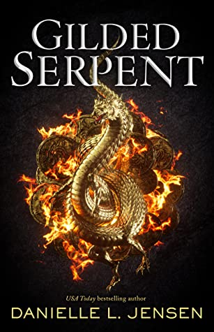 gilded serpent book cover for 4.5 star book review